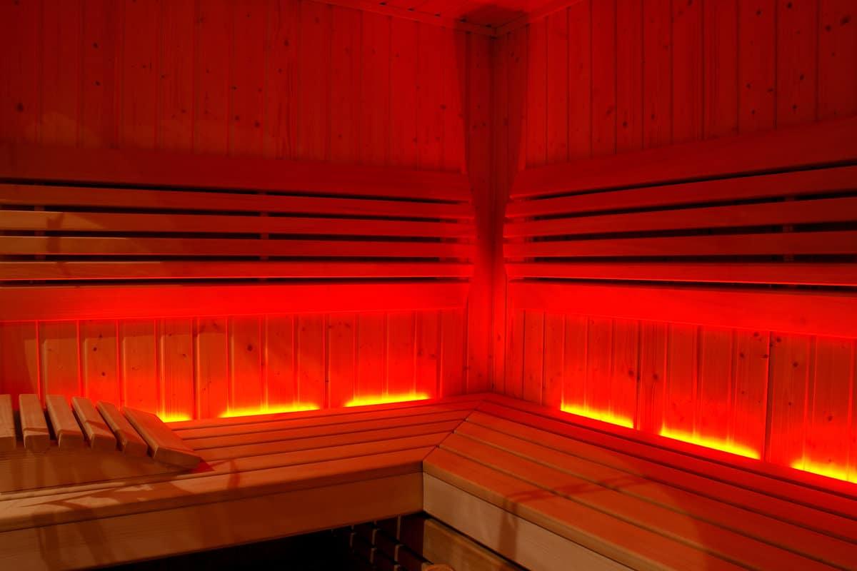 infraroodsauna warmtegolven