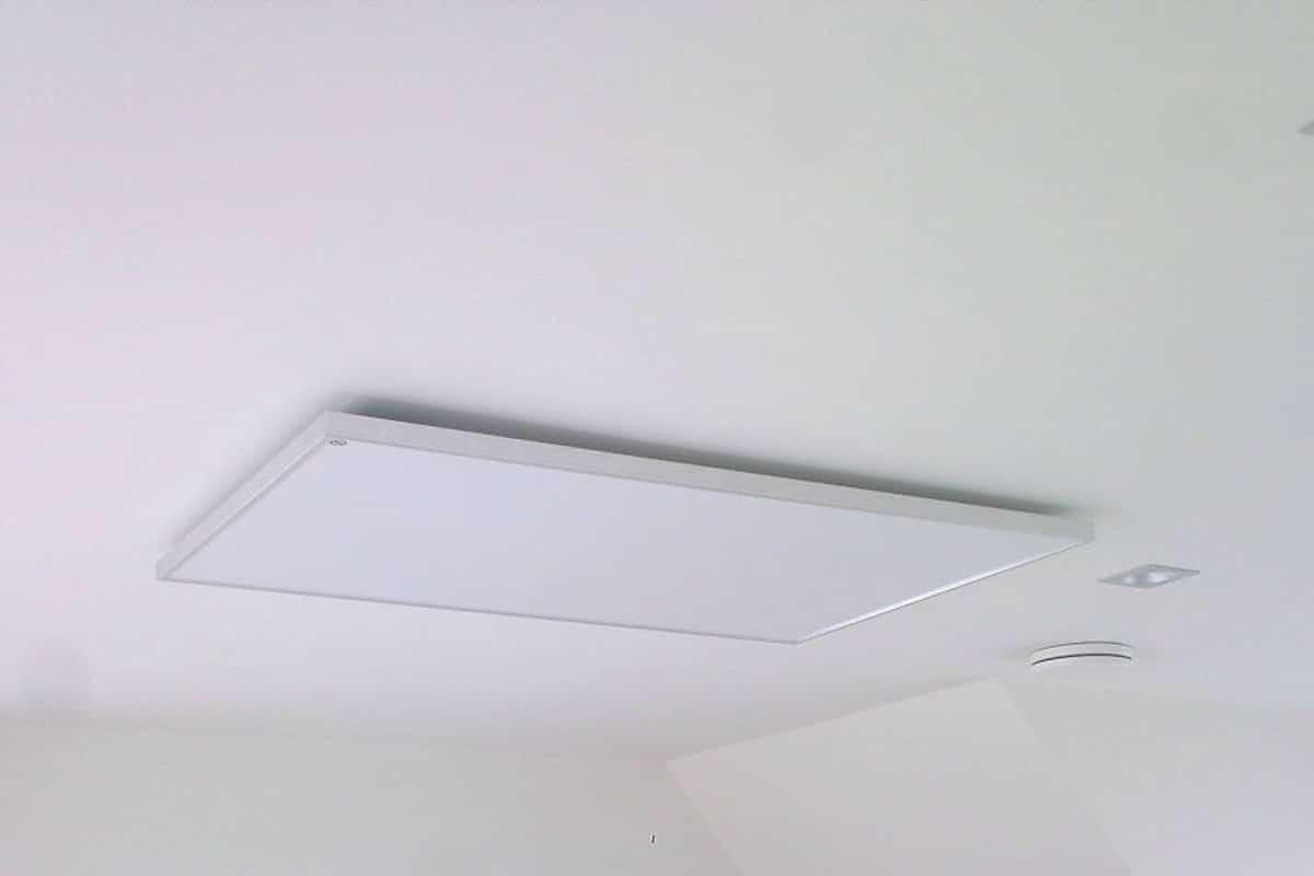 Infrarood verwarming badkamer info soorten en prijzen