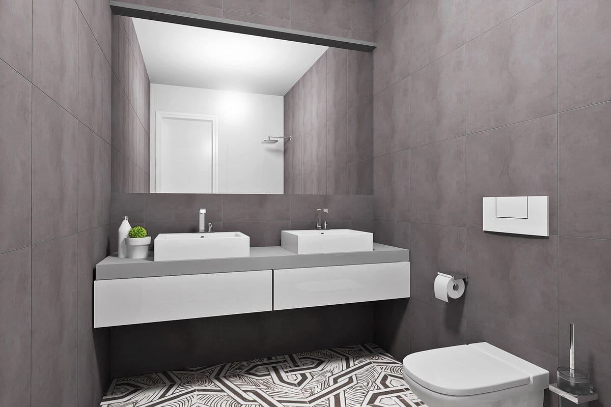 infraroodpaneel badkamer