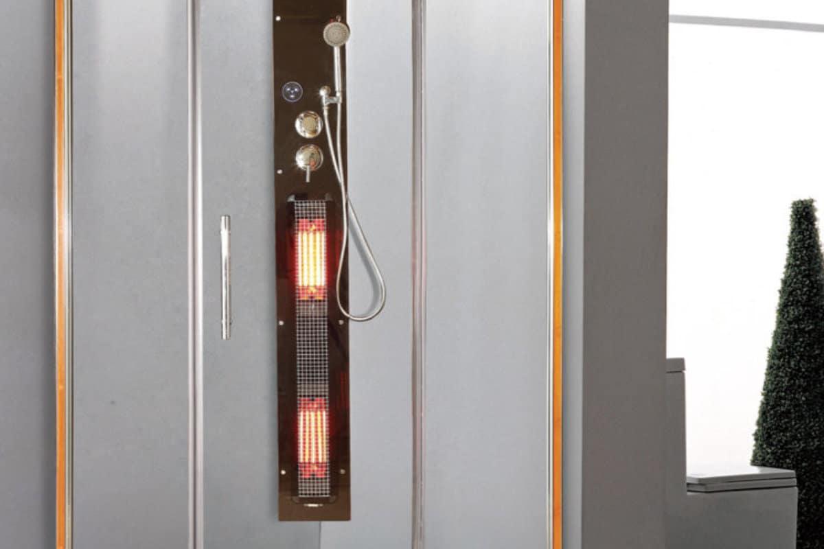 Infrarood Panelen Badkamer : Infrarood douche prijs soorten voordelen