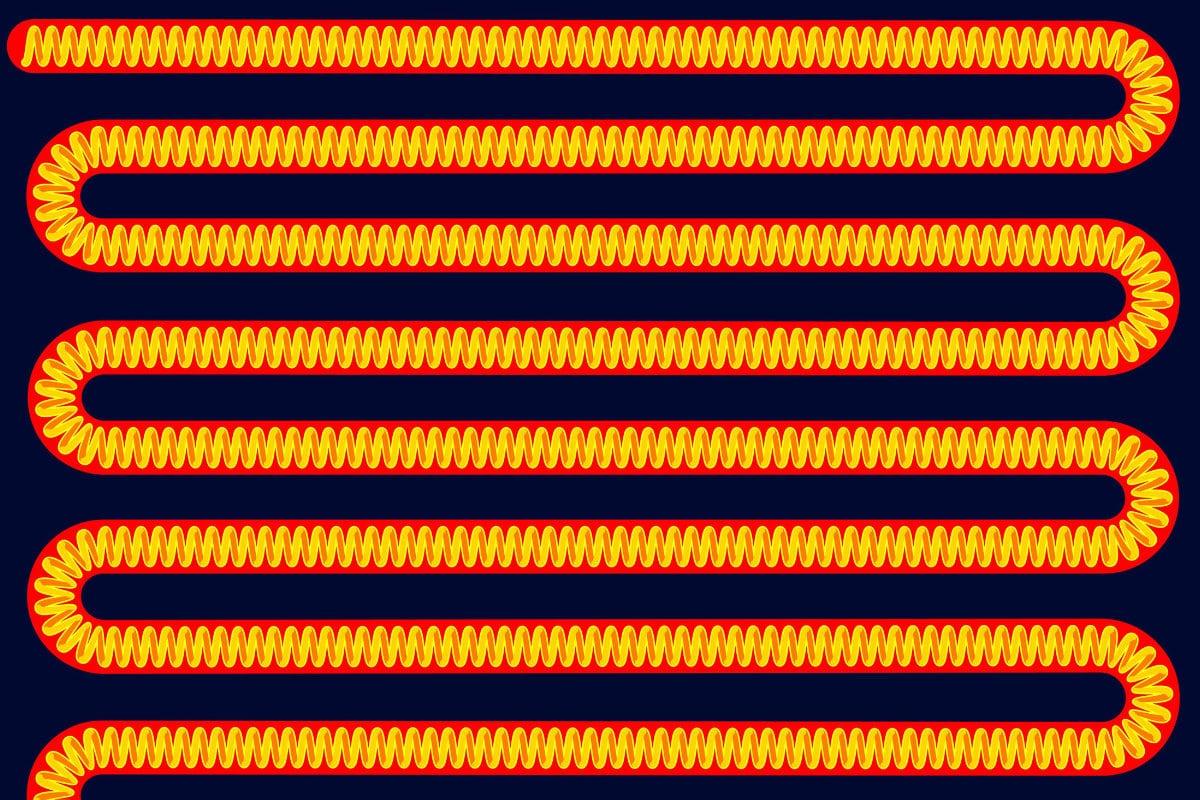 stralen infrarood douche